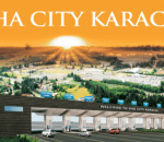 DHA City Karachi visited by Defence Residents Society officials