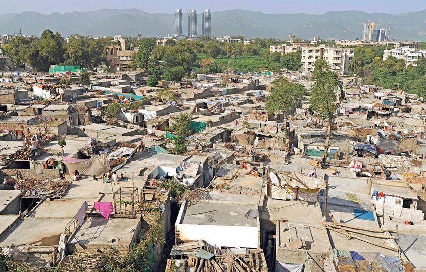 slums in Islamabad