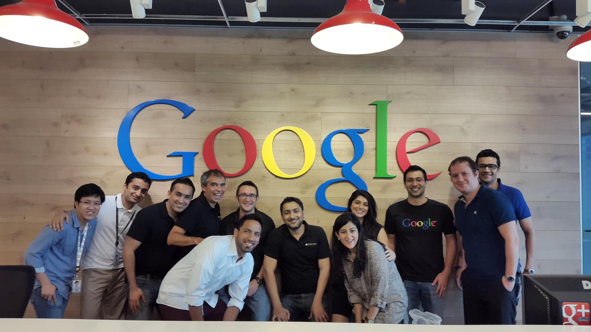 Google Home Meet