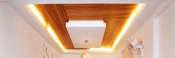 false ceiling for living room