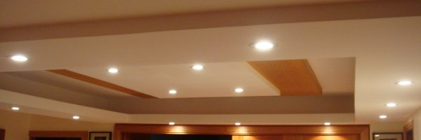 Have A Look At Some Mind Blowing False Ceilings