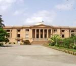 Illegal Development educational institution on residential plot