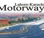 Approval for Lahore-Karachi Motorway