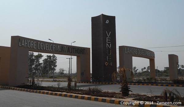 Lahore Development Authority Avenue I