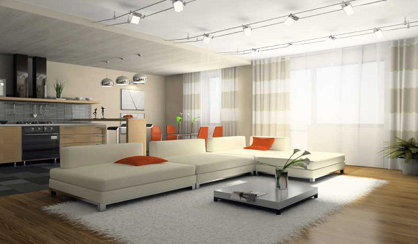 The Modern Functional Living Room Zameen Blog