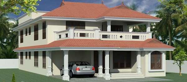 A few construction styles to help you with your new home for Verandah designs in india