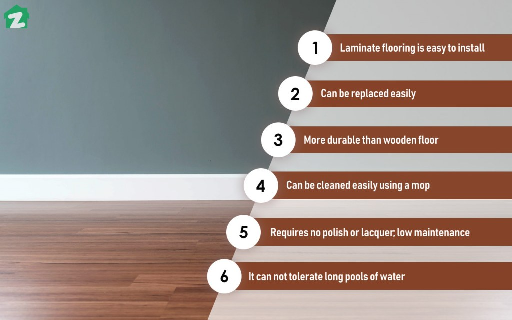 Laminate wood flooring is one of the new trends in Pakistan in 2019