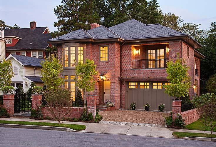 Trendy options for your home 39 s exterior zameen blog for Brick exterior homes