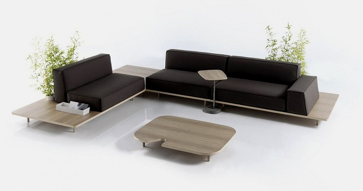 Modern Sofa Styles For Living Rooms Are Rather Simple With Symmetrical Designs And Patterns These Sofas Comfortable Durable To Use Devoid Of