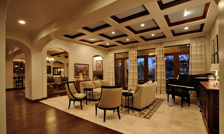 False Ceilings - the makeover for your plain and dry ...
