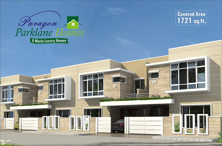 Parklane Homes In Paragon City Lahore Redefine Luxury Living