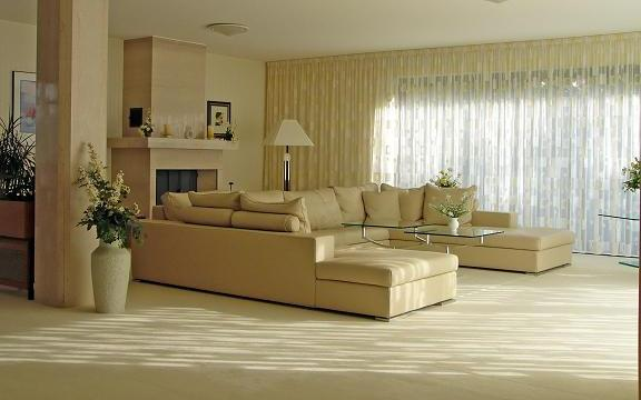 Curtain Styles To Consider For A Modern Look Zameen Blog With Net Curtains  Styles