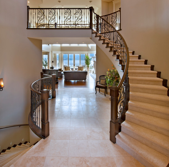 Staircases You Must Consider For Your New Home