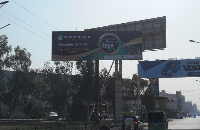 Billboards & Digital LEDs