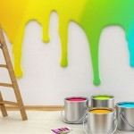 Add a touch of colour to your home, repaint it!