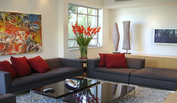 Budget friendly home d cor ideas zameen blog for Modern living room design ideas 2015