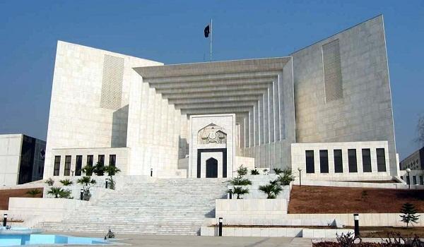supreme court directs CDA to resume greenery in Islamabad