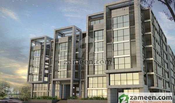 Oyster Court Luxury Residences Gulberg Lahore Zameen Blog