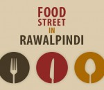 food street in Rawalpindi