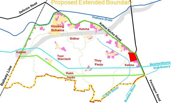 LDA City Proposed Plan