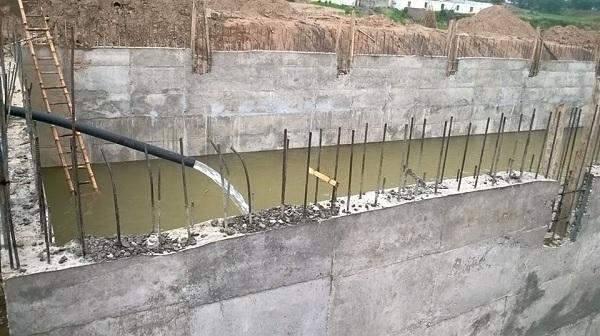 Underground water reservoir
