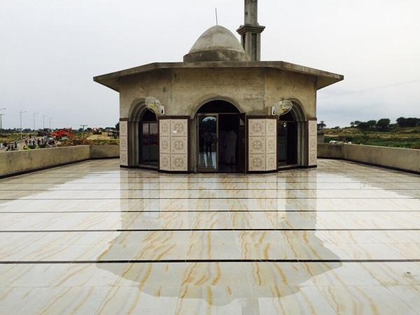 Masjid in Top City-1