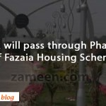 Lahore Ring Road and its effects on Fazaia Housing Scheme