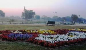 Model-town-park