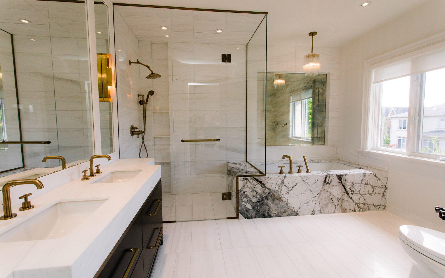 Bathroom accessories are an important component of a 5 marla house finishing costs