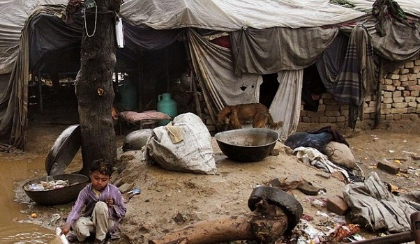 life in the slums A slum is a part of a city or a town where many poor people live it is a place where people may not have basic needs some of these people may also have social disadvantages there are slums in most of the big cities of the world.
