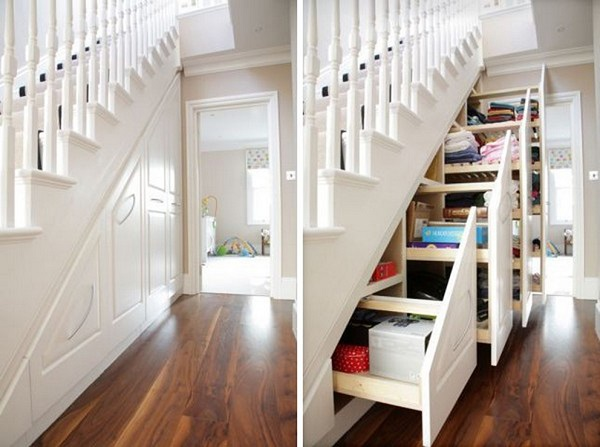 Live large in a small space zameen blog - Smart storage for small spaces pict ...