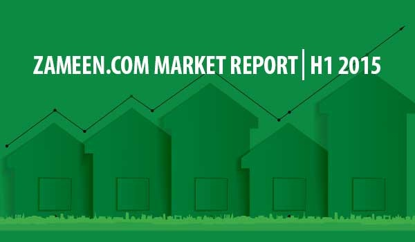 Zameen.com Market Report H1 2015