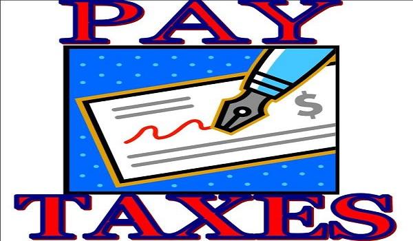 Pay Taxes Logo
