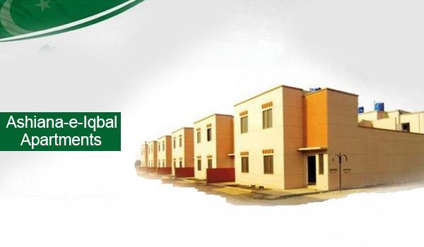 Ashiana e Iqbal Apartments