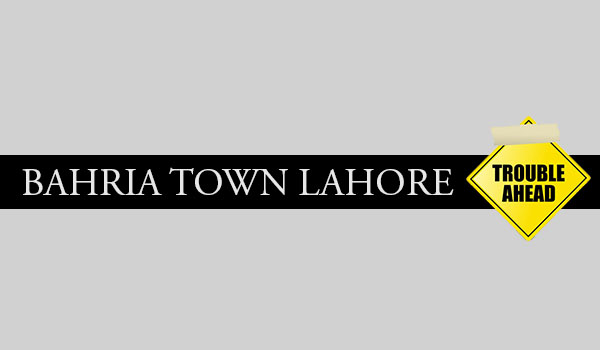 Bahria Town Ring Road Affectees