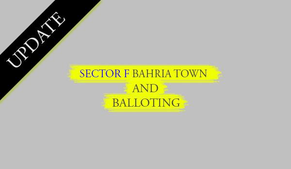 Sector-F-balloting
