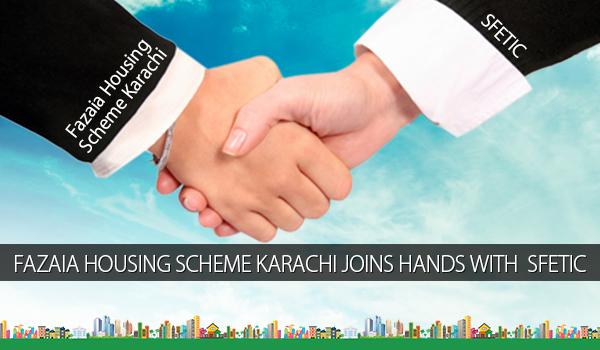 Fazaia Housing Schem Karachi