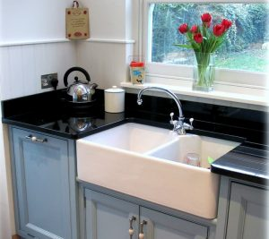 Kitchen Sinks See Very Heavy And Frequent Usage So They Need To Be Made Of  Hardy Material. Stainless Steel, Composite Granite, And Ceramic Are Common  ...