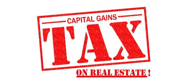 Percentage Of Capital Gains Tax On Properties