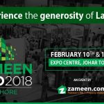 Zameen Expo 2018 Lahore Day 2 highlights- Jee Ayaa Nu in its very essence