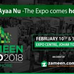 What were people looking for at Zameen Expo 2018 Lahore?