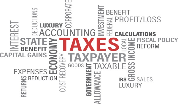 tax structure in pakistan
