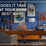 What does it take to repaint your home in the best way?