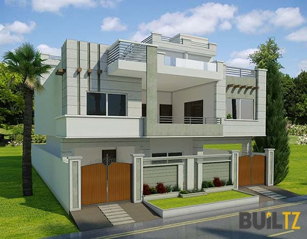 Builtz Is One Of The Leading Construction Companies In Pakistan And Is A  Known Name For The Building, Designing, And Remodelling Of Residential  Bungalows.