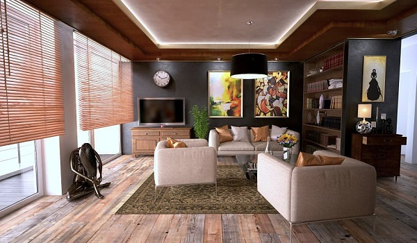 Tips for redecorating your living room zameen blog for Redecorating living room