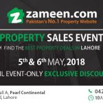Zameen.com is back with another Property Sales Event in Lahore!