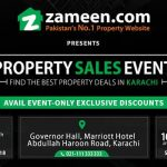 Property Sales Event by Zameen.com comes to Karachi!