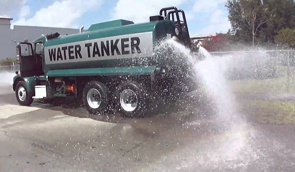 KWSB forms online water tankers centre - Zameen News