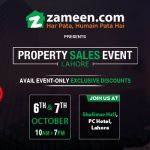 The popular Property Sales Event returns to Lahore!