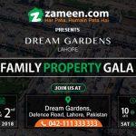 Zameen.com presents Dream Gardens Lahore: Family Property Gala